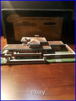 Marshall Field's City Sights, Fredrick Robie House By Frank Lloyd Wright