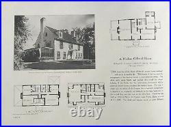 Modern American Homes 1927 VonHolst Frank Lloyd Wright Prairie School Architect