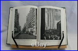 Modern Architecture International Exhibition NY 1932 MOMA Frank Lloyd Wright