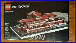 NEW Lego 21010 Architecture Robie House Frank Lloyd Wright Slight Damage