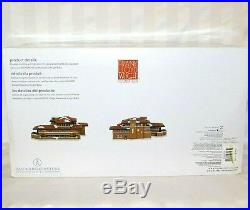 NIB Department 56 Christmas In The City Robie House Frank Lloyd Wright NEW