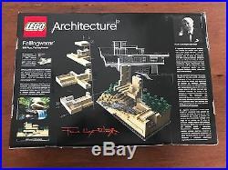 NIB LEGO Architecture Frank Lloyd Wright Fallingwater (21005)