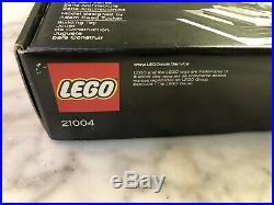 New Unopened Lego Architecture Guggenheim Museum Frank Lloyd Wright NY, NY