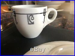 Original Frank Lloyd Wright Larkin Building Cup And Saucer 1916