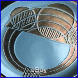 RARE 1990 Heath Sausalito Plate Frank Lloyd Wright Marin Civic Design Series