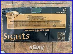 RARE Frank Lloyd Wright Collection Marshall Field's Citysights Robie House