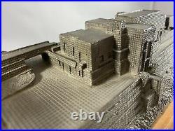 Rare Scarce Microcosms Ennis Brown House Souvenir Building Frank Lloyd Wright