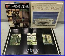 Replicate Frank Lloyd Wright Stained Glas Window