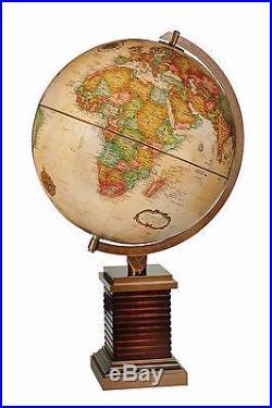 Replogle Glencoe Frank Lloyd Wright Desktop Globe 12 Inch