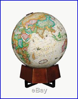 Replogle Globes Frank Lloyd Wright Beth Sholom Globe