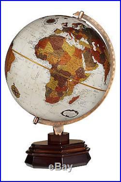 Replogle Usonian Frank Lloyd Wright 12 Inch Desktop Globe