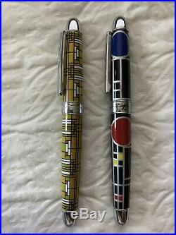 SET ACME Studio Playhouse & Home & Studio Frank Lloyd Wright Pens