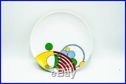 Set of 7 Rare Tiffany & Co 1987 CABARET FRANK Lloyd Wright Dessert/Salad Plates