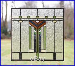 Stained Gl Window Frank Lloyd Wright
