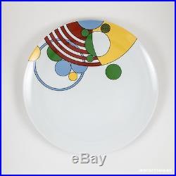tiffany frank lloyd wright cabaret porcelain dinnerware. Black Bedroom Furniture Sets. Home Design Ideas