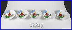 TIFFANY Frank Lloyd Wright Cabaret Porcelain Dinnerware for 4 with 2 Extra Pieces