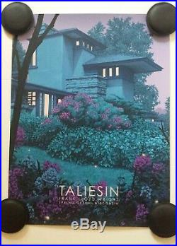 Taliesin East Regular by Rory Kurtz Frank Lloyd Wright Timeless Limited Print