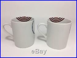 Tiffany & Co Cabaret Frank Lloyd Wright Mug Art Deco Porcelain Coffee Cup 1990