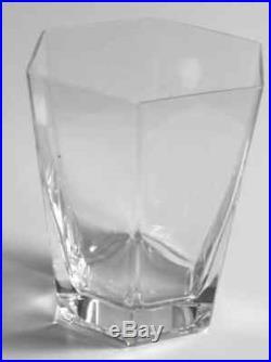 Tiffany & Co FRANK LLOYD WRIGHT Double Old Fashioned Glass 3752341