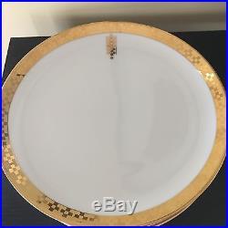 Tiffany Frank Lloyd Wright Imperial China Salad/Dessert Plates