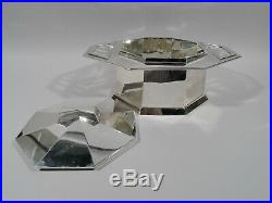 Tiffany Tureen Frank Lloyd Wright Imperial Hotel Tokyo Sterling Silver