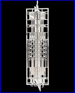 Uni-Art Frank Lloyd Wright 3 Wrightsicle Christmas Ornament Set 4