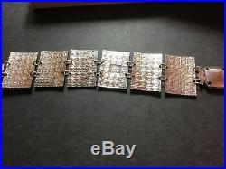 Vintage Frank Lloyd Wright Avery Handmade Enamel Cloisonné Bracelet NEW