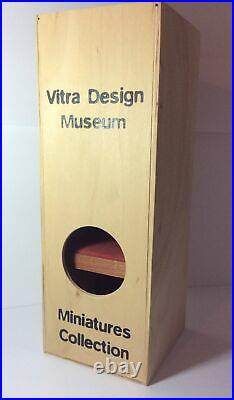 Vitra Miniature Chair Frank Lloyd Wright, Robie House 1, 1908 excellent