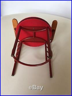Vitra miniature Frank Lloyd Wright Johnson Wax Chair