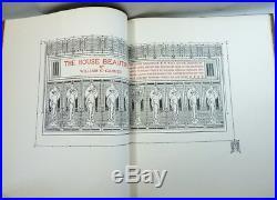 William C Gannet, Frank Lloyd Wright / House Beautiful Limited Edition 1963